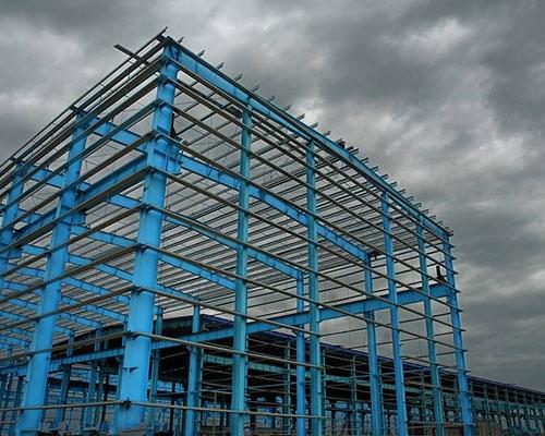 高安轻型钢结构厂房