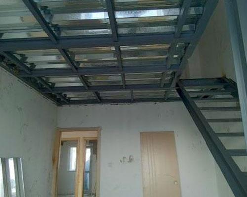 钢结构阁楼工程