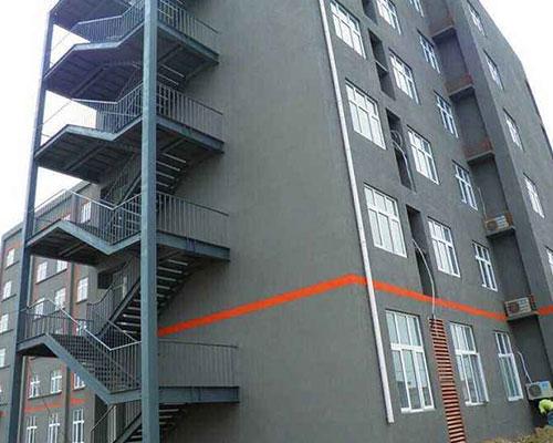 钢结构楼梯安装